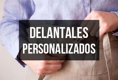 Delantales personalizados