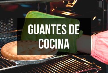 Guantes y manoplas de cocina