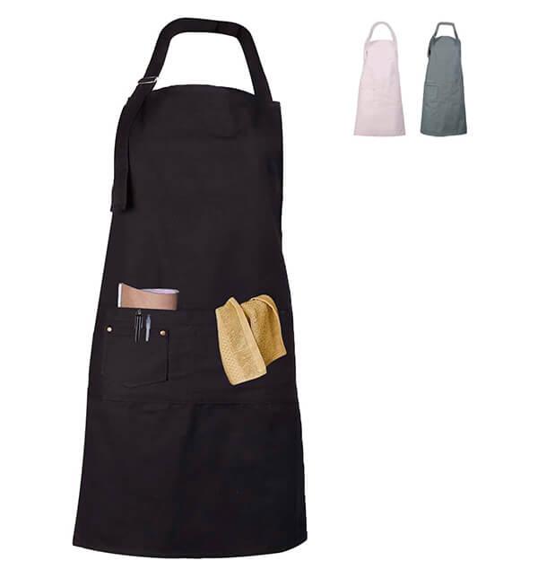 Delantal profesional cocinero