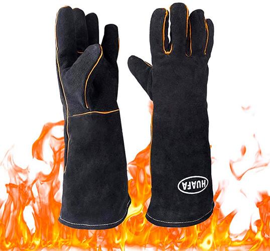 Guantes cocina horno altas temperaturas