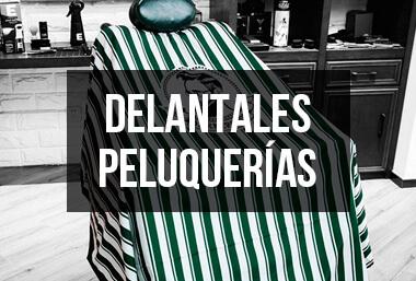 Delantales Barberías Peluquerías